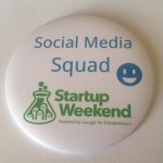 Badge team Social Media
